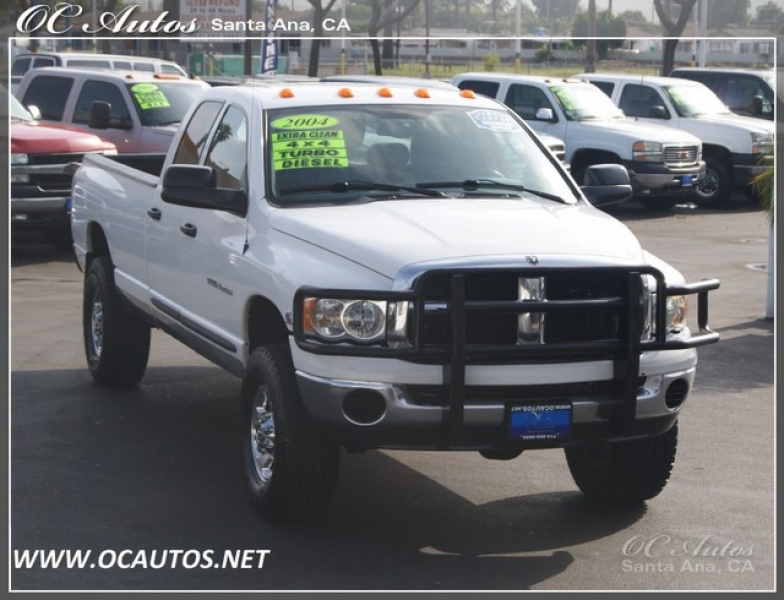 Learn more about Dodge Ram 3500 Diesel 2004.
