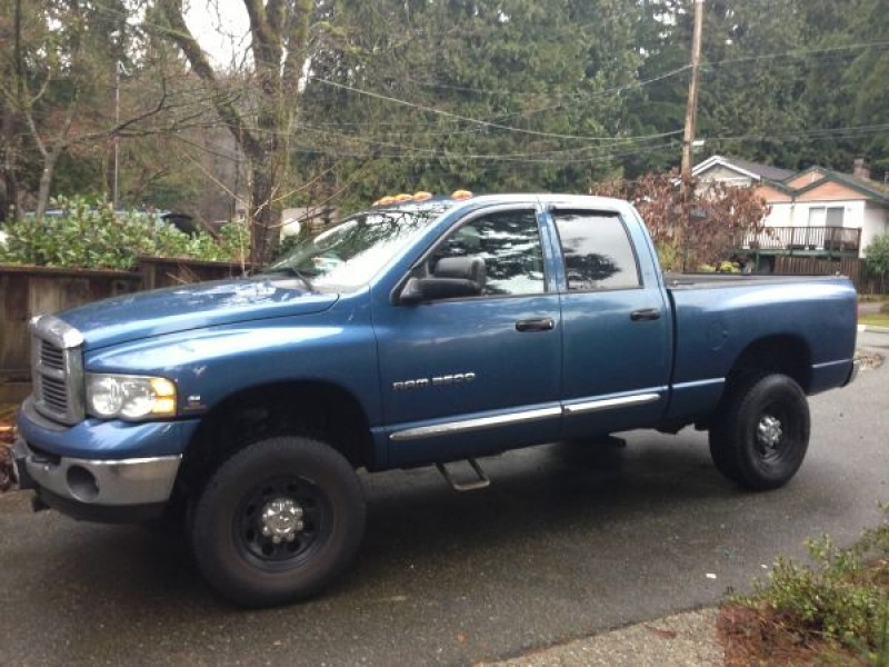 2004 Dodge Ram 3500 Diesel ! - $19900 in Vancouver, British Columbia