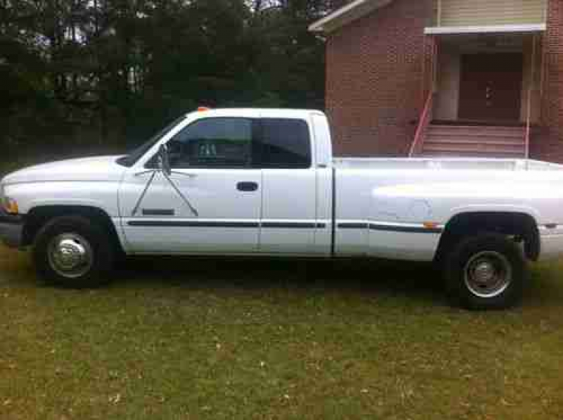 1998 Dodge Ram 3500 DUALLY - 5.9 24 Valve TURBO Cummins Diesel - NO ...