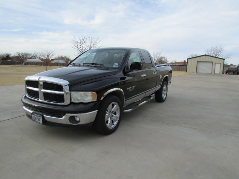 Picture of 2003 Dodge Ram Pickup 1500 ST Quad Cab SB, exterior