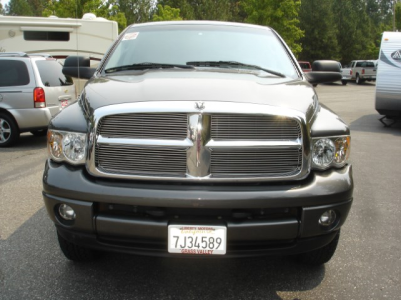 2003 Dodge Ram 1500 For Sale in Grass Valley, CA - 1d3hu18d63j658173