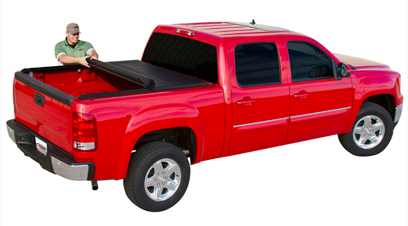 ... Tonneau Cover for 2010-2015 Dodge Ram 2500/3500 with 8' Long Bed 14189