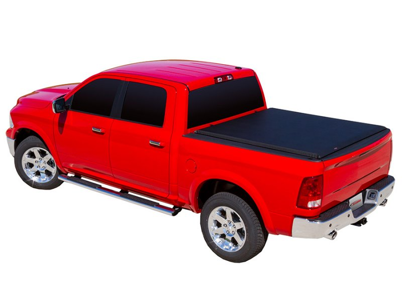 "... -2013 Dodge Ram 1500 5' 7"" Bed LiteRider Roll-Up Tonneau Cover 34199"