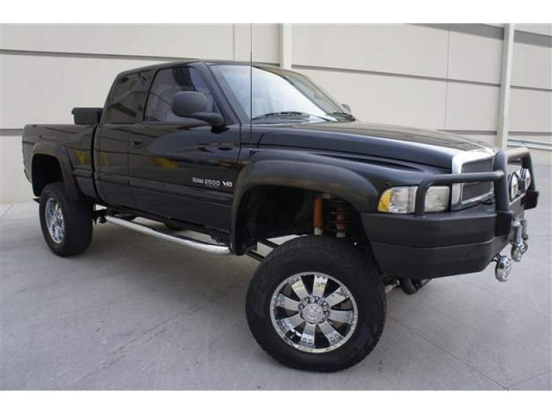 1998 DODGE RAM 2500 V10 4X4 SUPERCHARGED WINCH CUSTOM BUMPER DICK ...