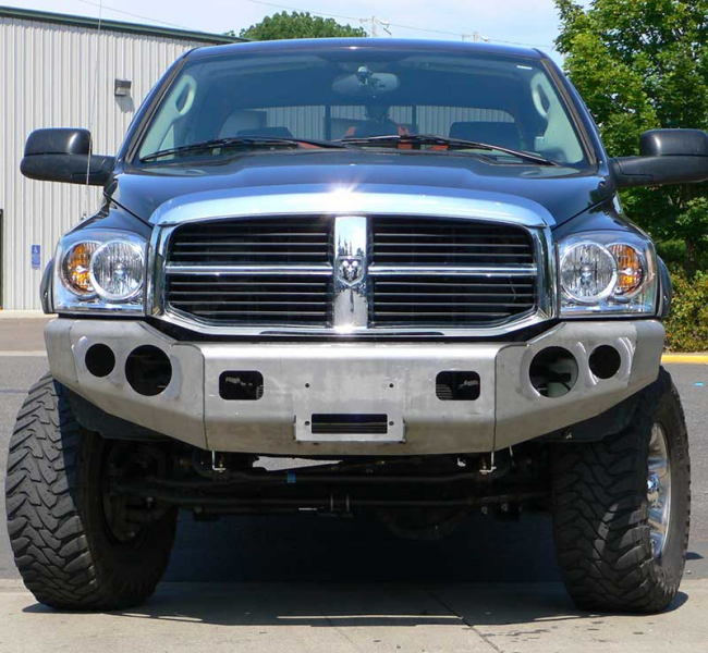 Trailready 03-05 Dodge Ram 2500-3500 Base Front Bumper