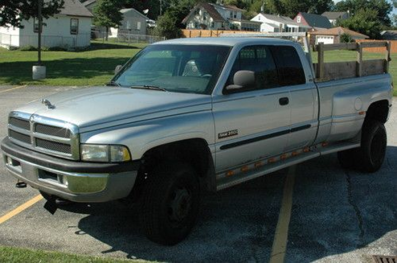 2001 Dodge Ram 3500 Quad Cab Cummins Diesel High Output on 2040cars
