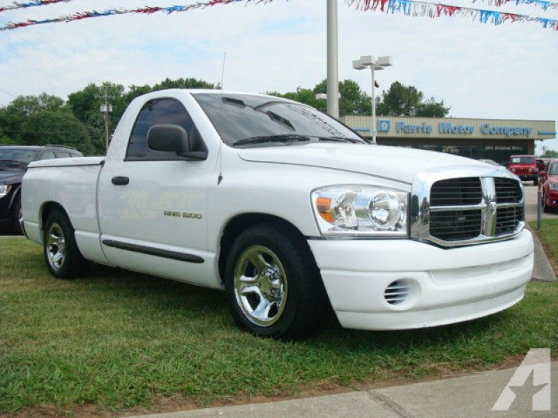 2007 Dodge Ram 1500 ST for sale in Jefferson City, Tennessee