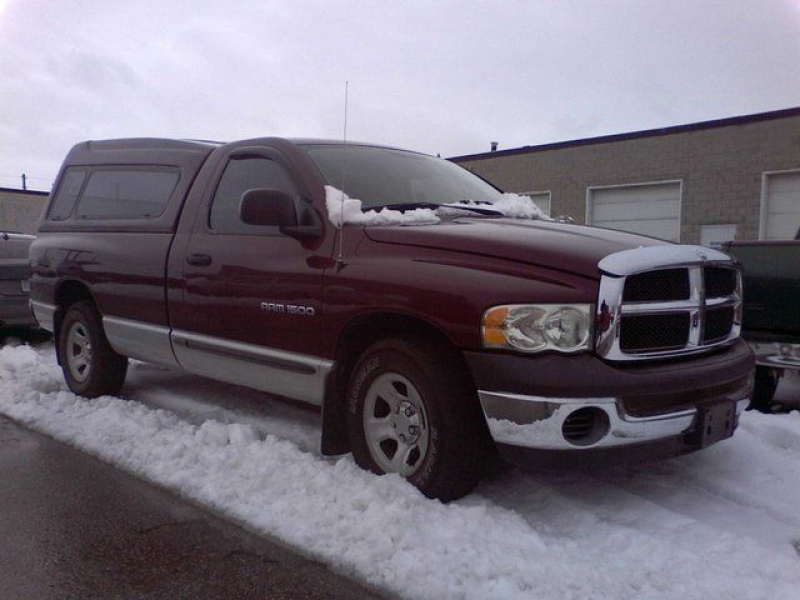 2003 Dodge RAM 1500 ST Pickup 8 ft - Guelph, Ontario Used Car For Sale