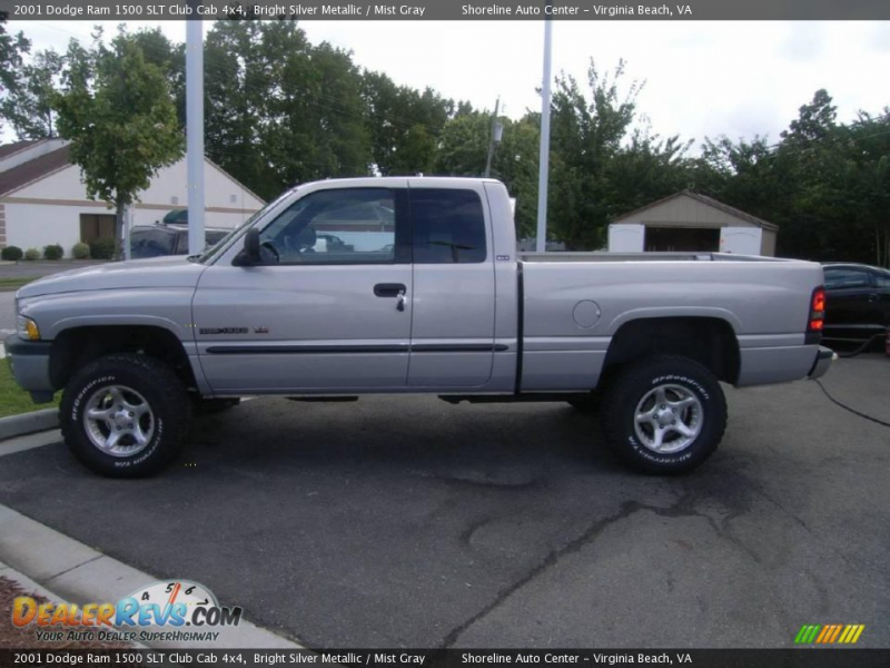 Learn more about Dodge Ram 1500 4X4 2001.