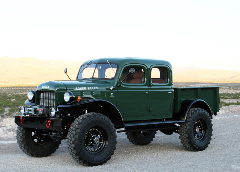 Feature: Old School 1949 Dodge Power Wagon