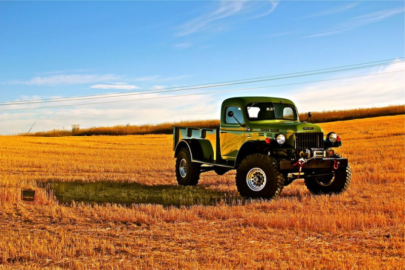 Dodge Power Wagon by Legacy Classic Trucks 2