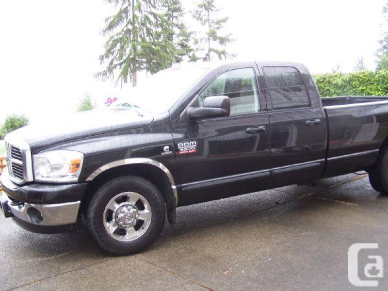 2007 DODGE RAM 3500 DIESEL REDUCED - $28000 (Deep Bay/Bowser) in ...