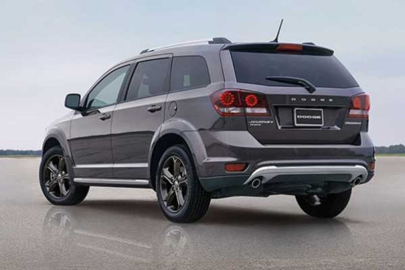2016 Dodge Journey engine and fuel economy