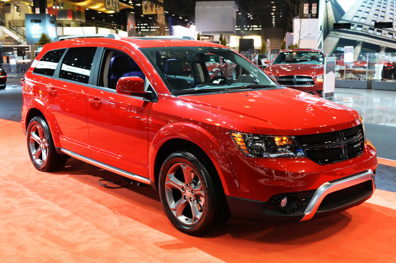 2016 dodge journey srt advertisement 2016 dodge journey redesign and ...