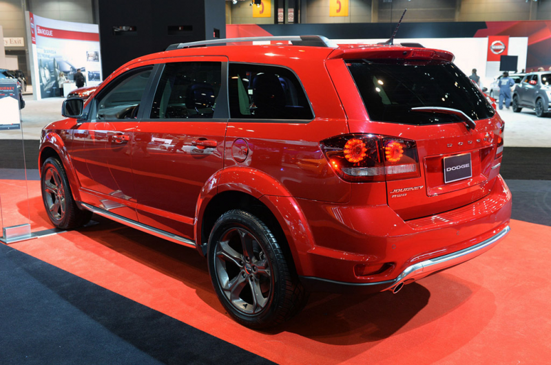2016 Dodge Journey release date and price
