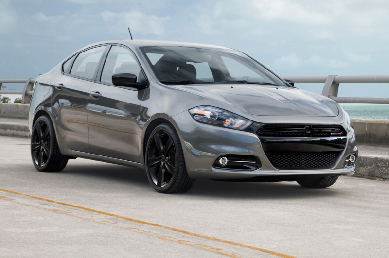Dodge Dart 2015 Photo Gallery
