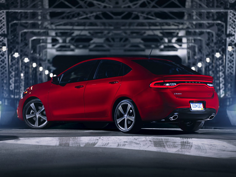 New 2015 Dodge Dart Price, Photos, Reviews & Features