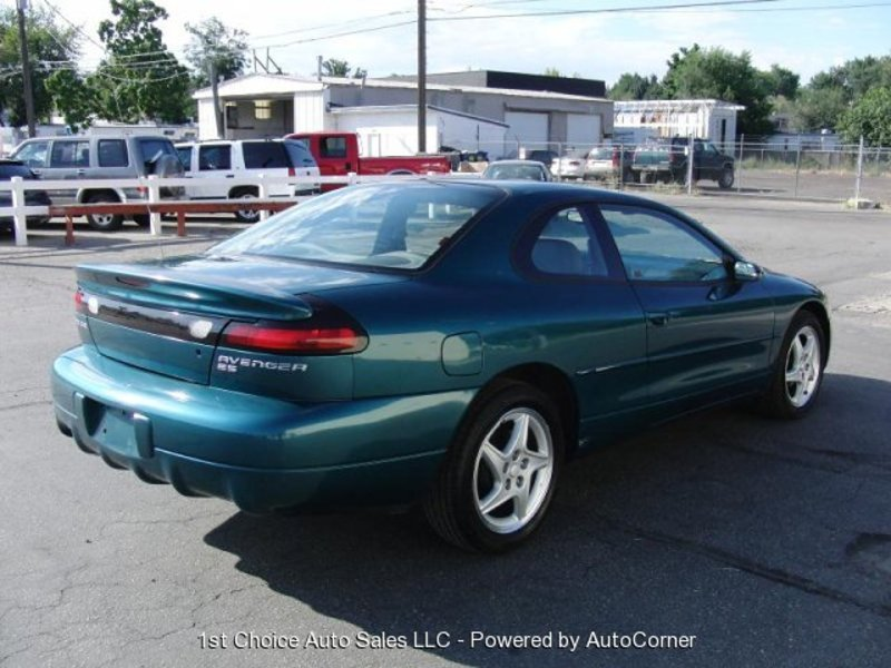 1999 Dodge Avenger ES For Sale in Garden City, ID - 4b3au52n4xe100503