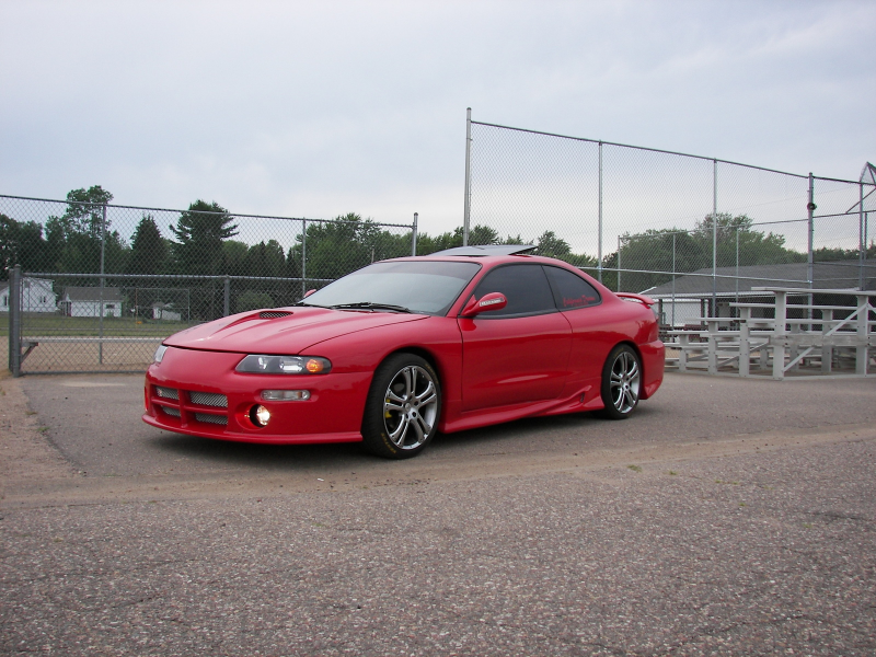 Picture of 1997 Dodge Avenger 2 Dr ES Coupe, exterior