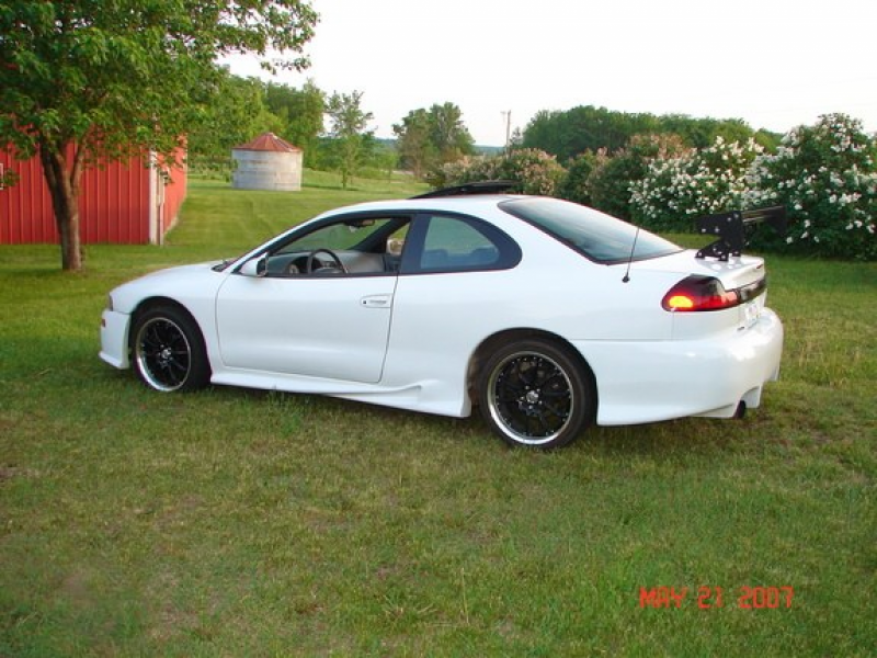 dodge avenger 1996 dodge avenger es viper body kit w rims