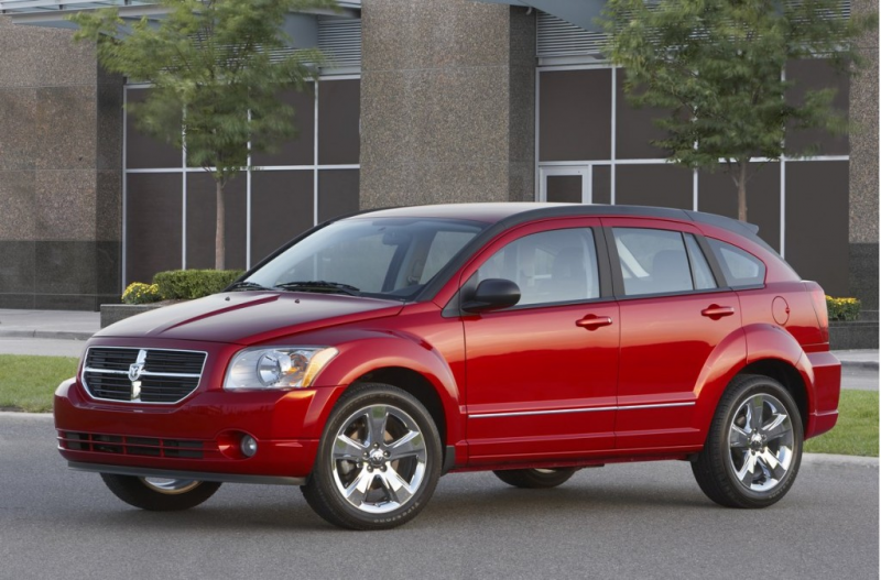 2012 Dodge Caliber - Photo Gallery