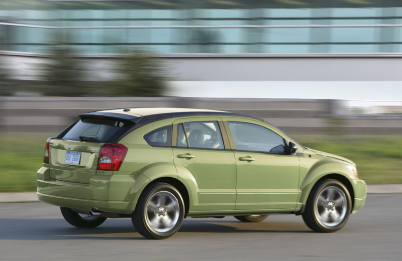 2010 Dodge Caliber Photos - Image 3