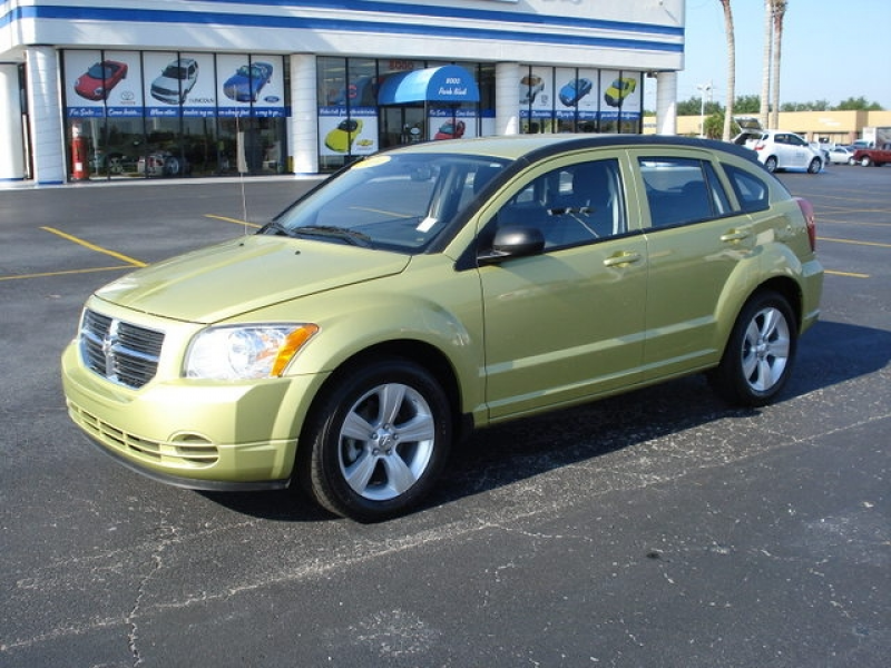 Check Out this Very Unique 2010 Dodge Caliber SXT!