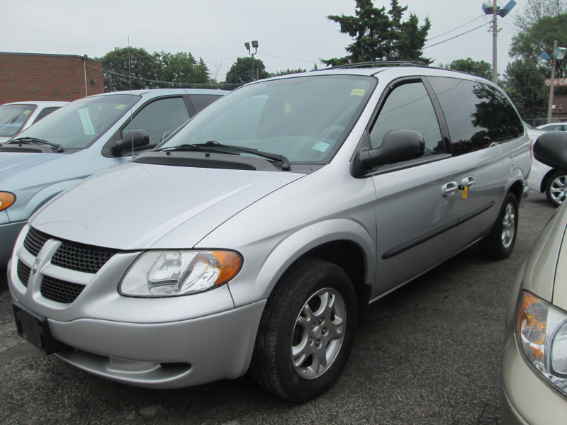 Results for Dodge Grand Caravan Near Ontario