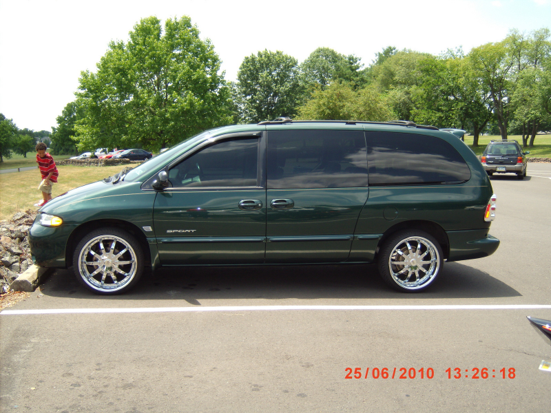 Picture of 1999 Dodge Grand Caravan 4 Dr SE Passenger Van Extended ...