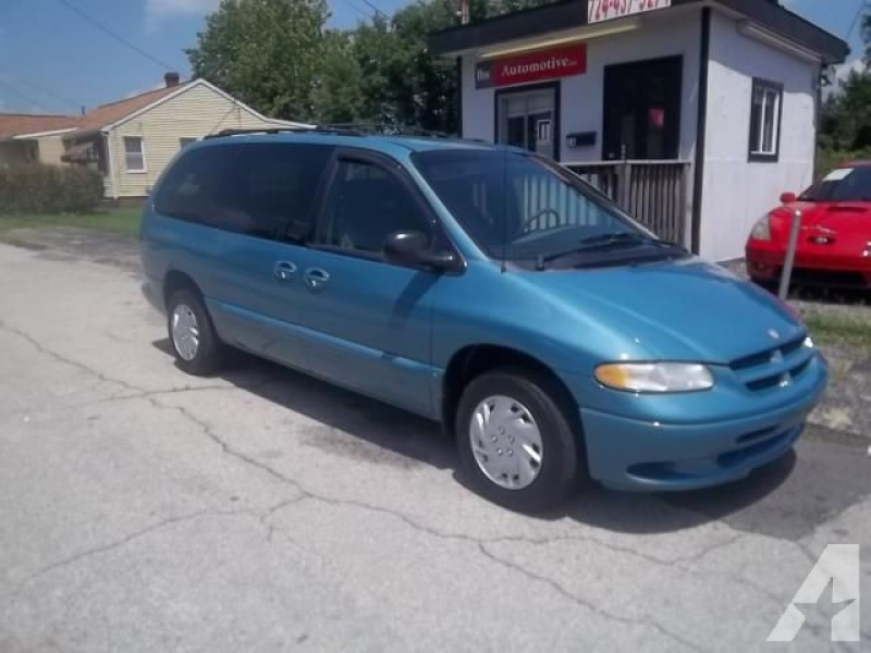1999 Dodge Grand Caravan SE for sale in Uniontown, Pennsylvania