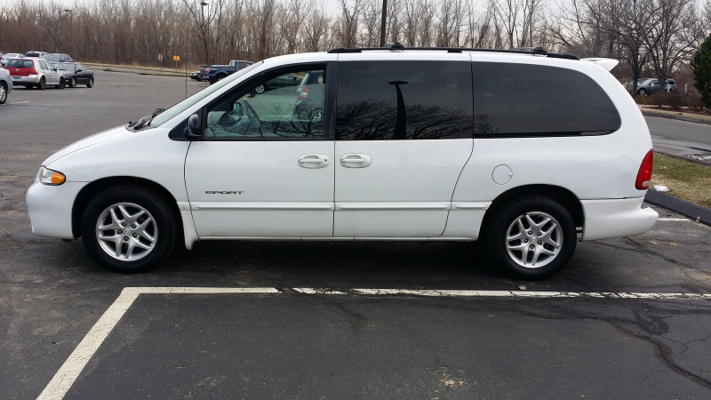Picture of 1999 Dodge Grand Caravan 4 Dr ES Passenger Van Extended ...