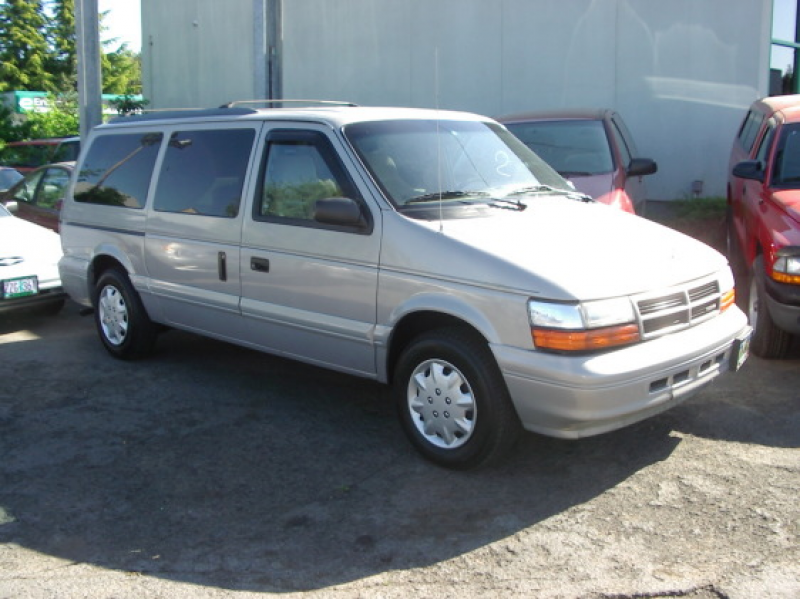 Picture of 1995 Dodge Grand Caravan 3 Dr ES AWD Passenger Van Extended