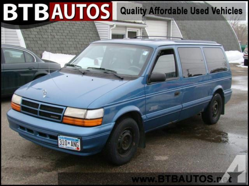 1995 Dodge Grand Caravan SE for sale in Hopkins, Minnesota