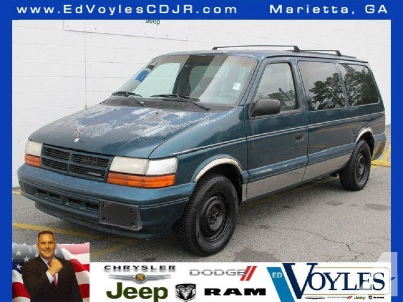 1995 Dodge Grand Caravan SE for sale in Marietta, Georgia