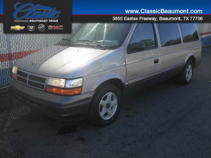 dodge grand caravan 1995 collegeville
