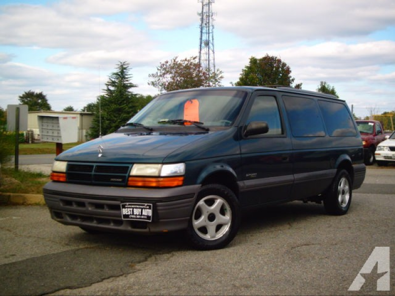 1994 Dodge Grand Caravan SE for sale in Fredericksburg, Virginia