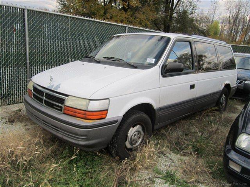 1993 Dodge Grand Caravan mobility, wheelchair accessibl