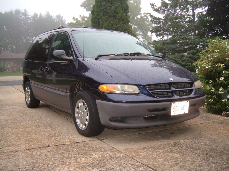 What's your take on the 1997 Dodge Caravan?