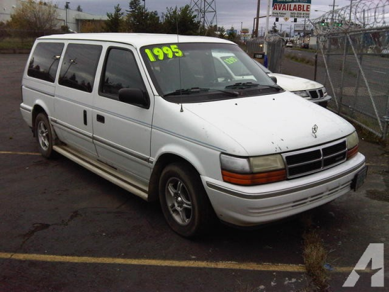 1995 Dodge Caravan SE for sale in Milwaukie, Oregon