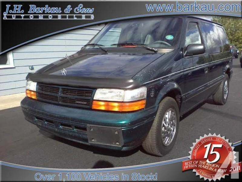 1995 Dodge Caravan SE for sale in Cedarville, Illinois