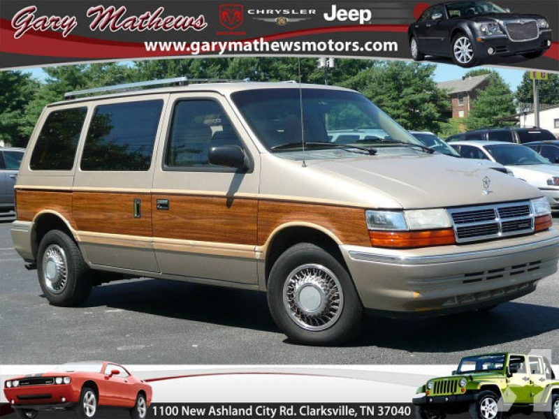 1991 Dodge Caravan LE for sale in Clarksville, Tennessee