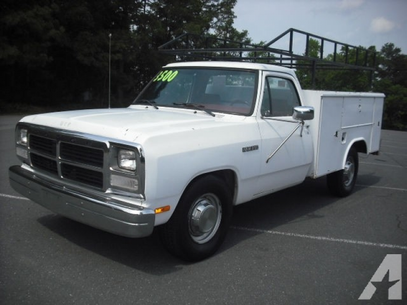 1992 Dodge D250 for sale in Fort Lawn, South Carolina