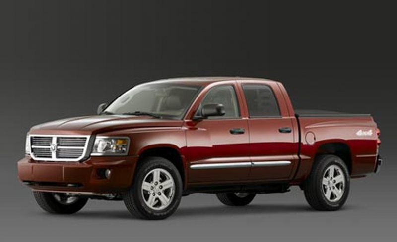 2008 Dodge Dakota Lariat crew cab