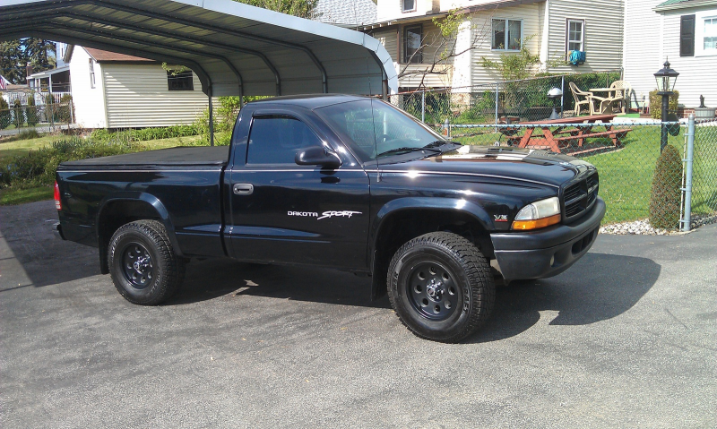 Picture of 2000 Dodge Dakota Base 4WD, exterior