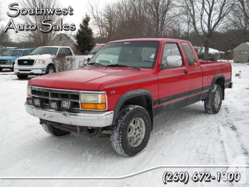 1995 Dodge Dakota Club Cab for sale in Roanoke, Indiana