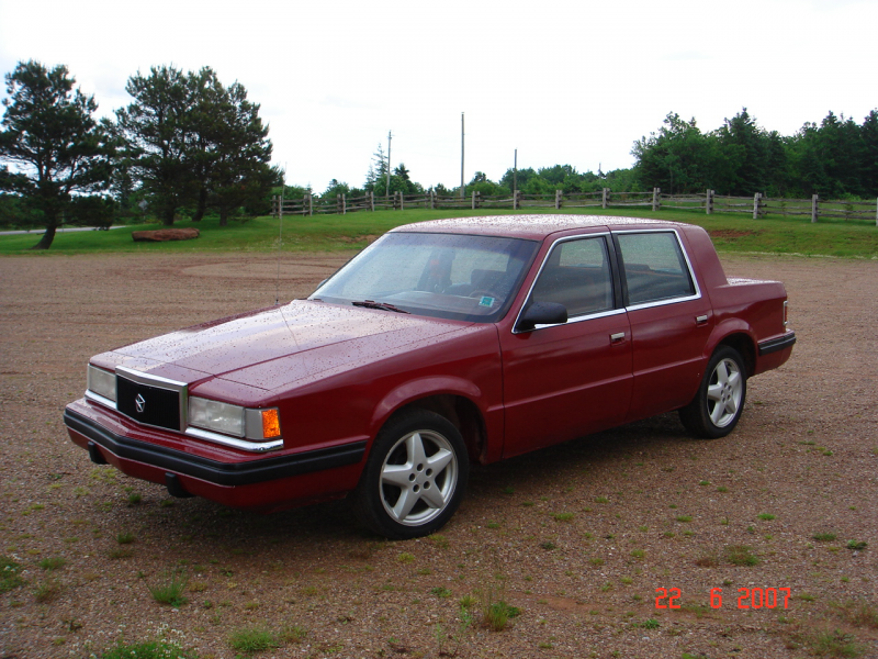 Picture of 1993 Dodge Dynasty 4 Dr LE Sedan