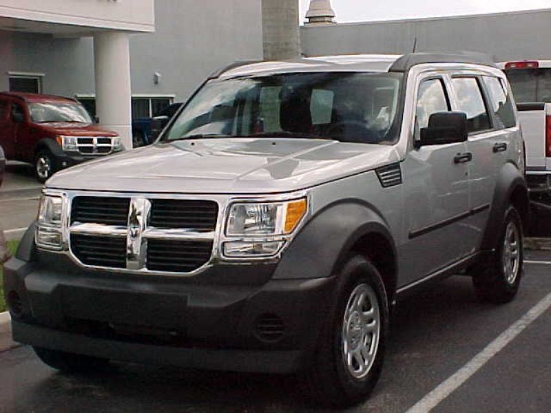 Picture of 2008 Dodge Nitro SLT
