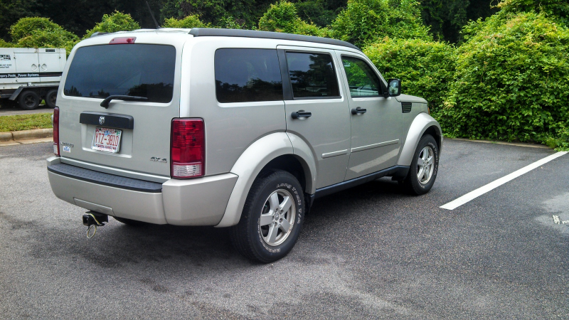 Picture of 2008 Dodge Nitro SXT 4WD, exterior