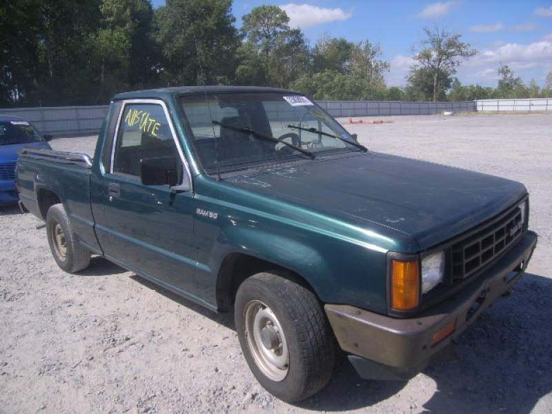 Salvage 1992 Dodge RAM 50 for sale