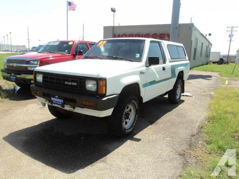 1992 Dodge Ram 50 for sale in Madison, Nebraska